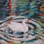 "<font size=7 color=""#ff0000"">&#9679;</font>SOLD </br>The Ugly Duckling </br>5/13/15  New York, NY </br>acrylic </br>posted 5/14/15  3:00pm"