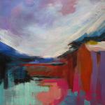 A Sense of Adventure </br>5/23/15 New York, NY </br>acrylic </br>posted 5/24/15  2:00pm
