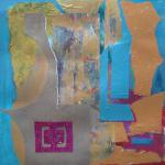 Ancient Archaeology </br>6/22/15 New York, NY </br>mixed media </br>posted 6/23/15 5:30pm