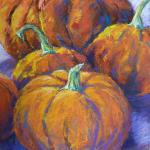 SOLD Pies-in-Waiting 11/08/15 New York, NY pastel posted 1:30pm 11/15/15