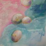 "<font size=7 color=""#ff0000"">&#9679;</font>SOLD </br>When Pink Sand Meets the Sea </br>1/13/15, New York, NY </br>acrylic </br>posted 1/14/15 1:35pm ​"