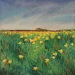 Irish Spring   </br>1/25/15, New York, NY </br>pastel </br>posted 1/26/15 1:00am ​