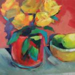 "<font size=7 color=""#ff0000"">&#9679;</font>SOLD </br>Classic Yellow </br>2/3/15, New York, NY </br>acrylic </br>posted 2/4/15 1:00pm ​"